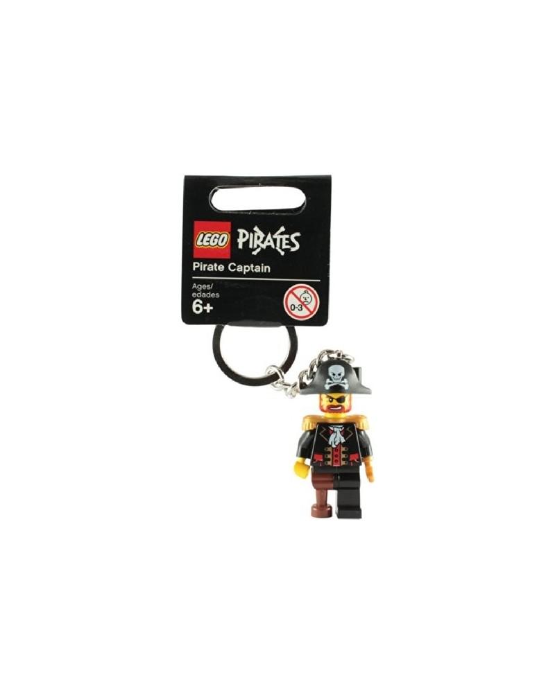 LEGO Schlüsselanhänger Piratenkapitän