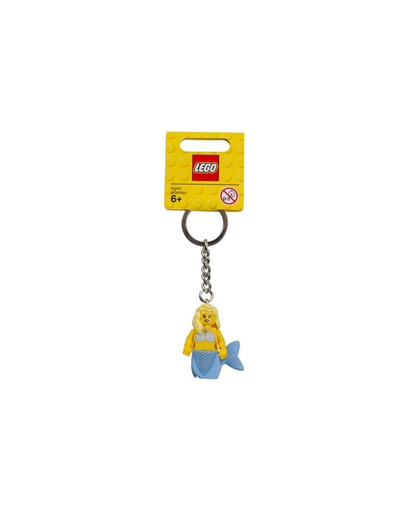 LEGO® sleutelhanger zeemeermin