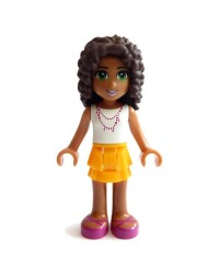 LEGO® Friends minifig Andrea