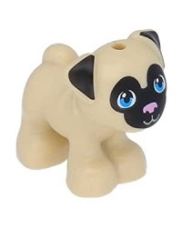 LEGO® chien mops Toffee