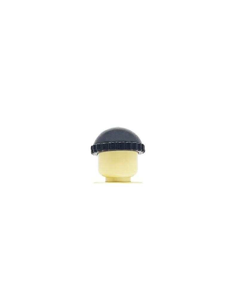 LEGO® black cap knit beanie