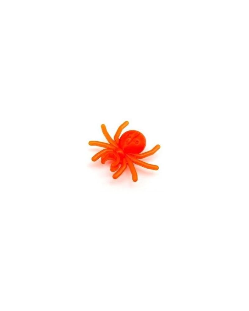 Araña naranja neon LEGO®