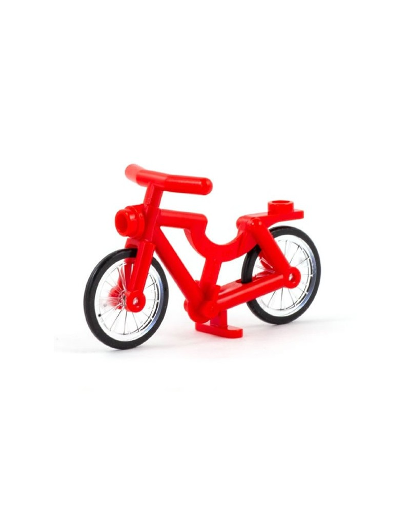 Bicicleta LEGO® roja