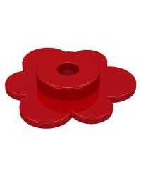 LEGO® rode bloem klein