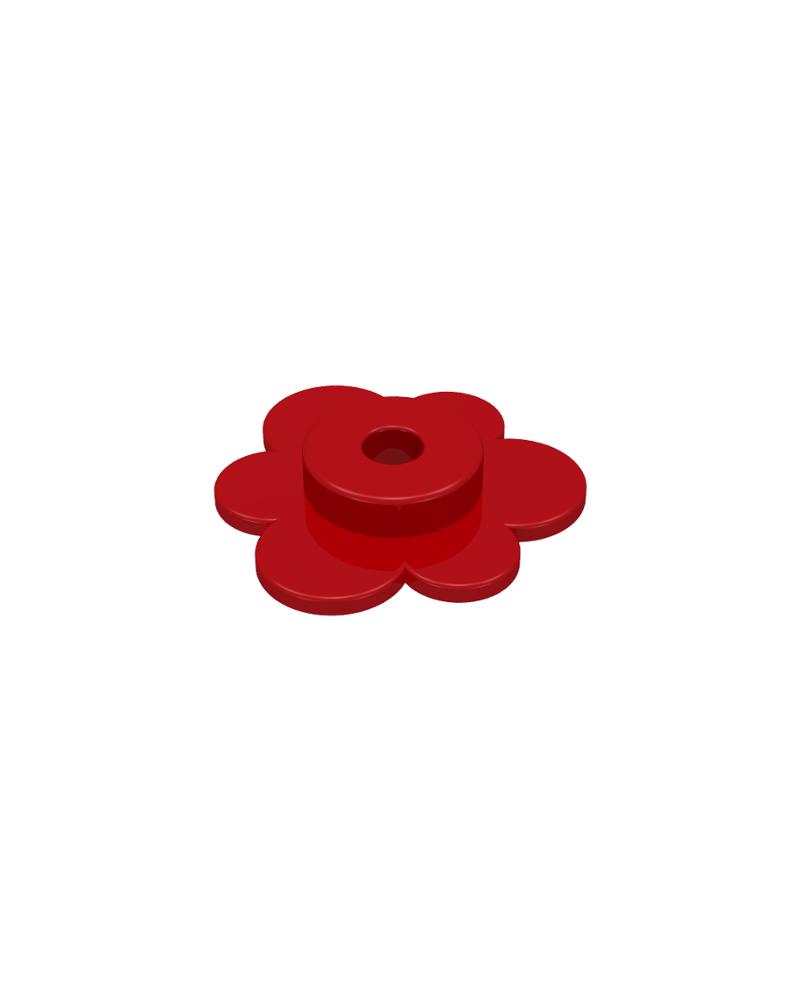 LEGO® fleur rouge petite