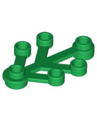 LEGO® bladeren v planten 4x3
