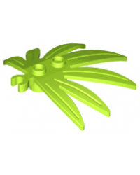 LEGO® Plant Leaves 6 x 5 Swordleaf