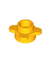 LEGO® fleur jaune orange