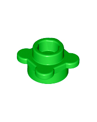 LEGO® flower bright green