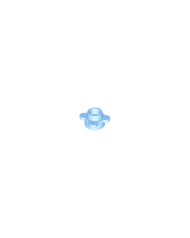 LEGO® fleur bleu clair