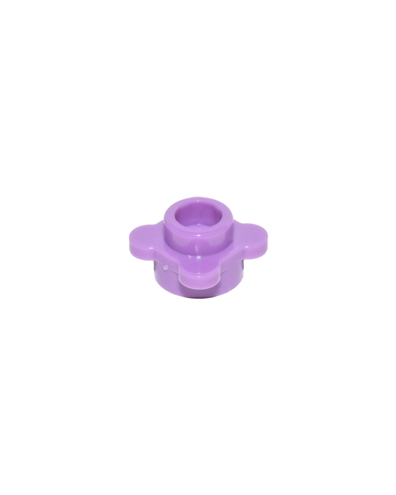 LEGO® flower medium lavender