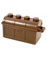 LEGO® pirate treasure chest
