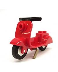 Motocicleta LEGO® rojo