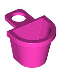 LEGO® basket pink