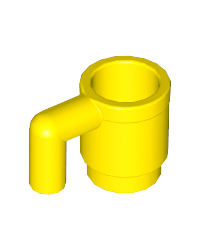 LEGO® kopje koffie of thee