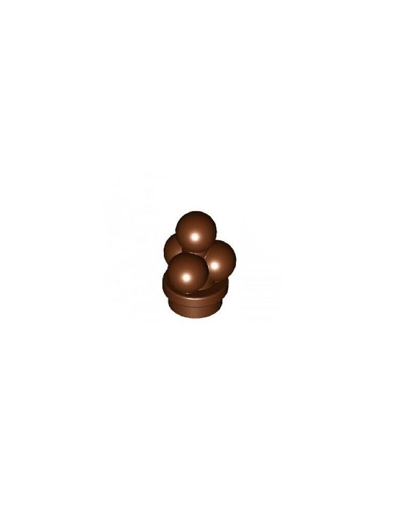 Cono de helado chocolate LEGO®
