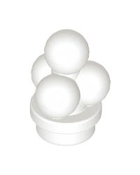 LEGO® ice cream scoop white