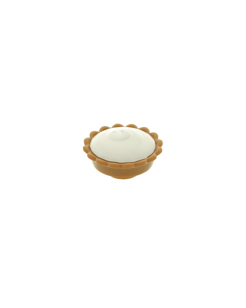 LEGO® Torte mit weißer Sahne