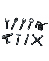 9x LEGO® outils