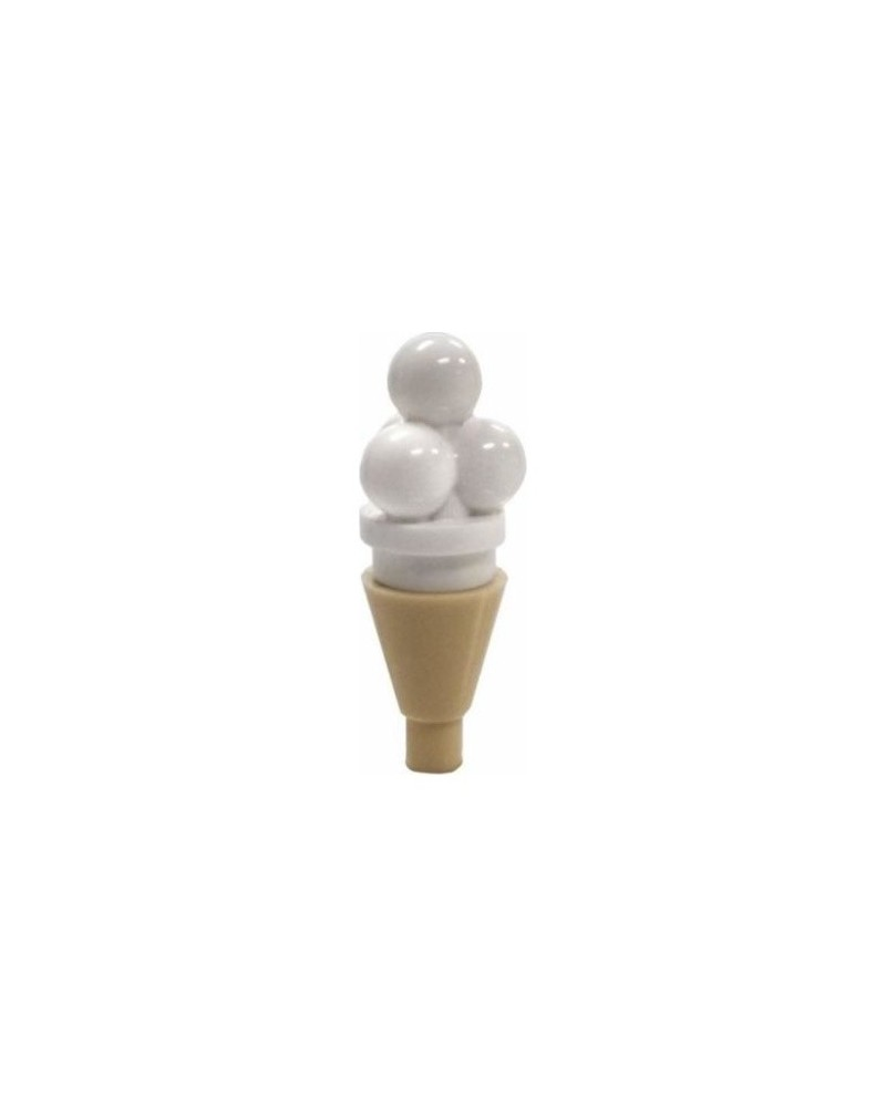 LEGO® vanilla ice cream