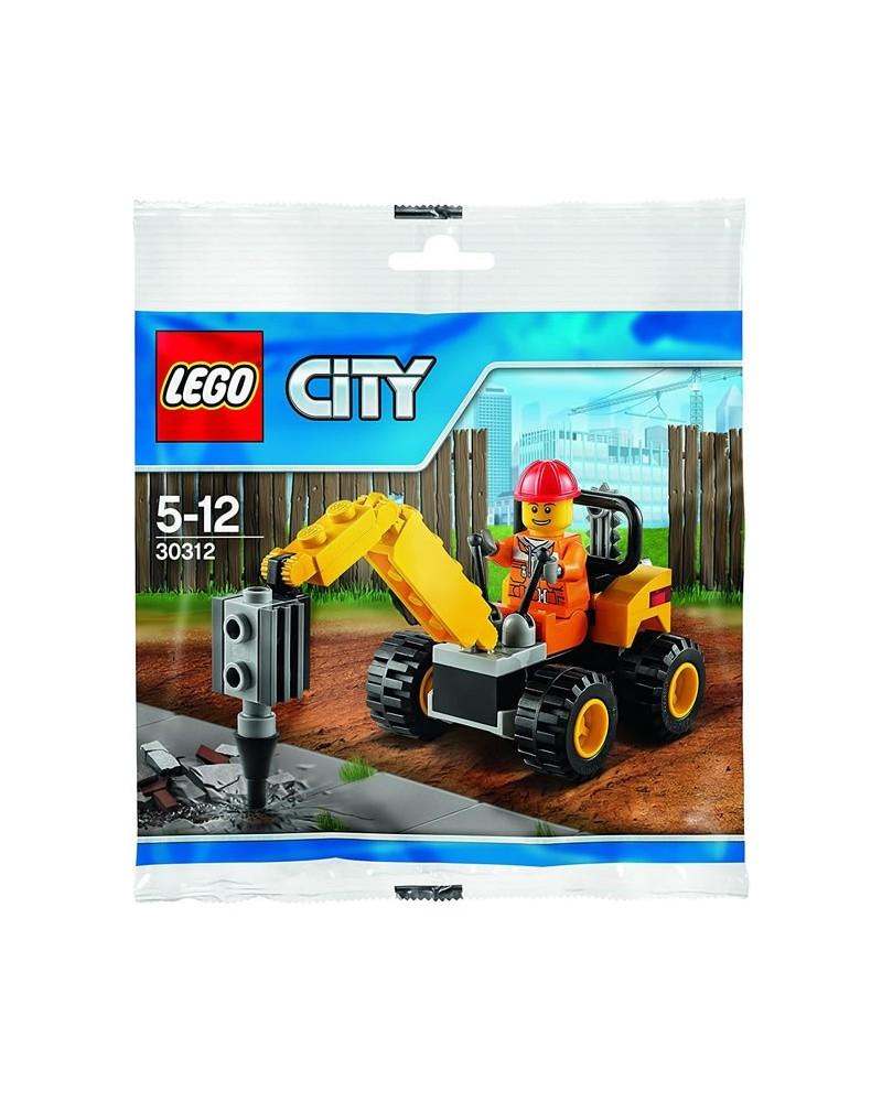 LEGO® City polybag 30312