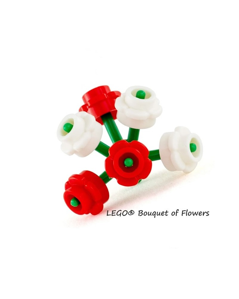 LEGO® bouquet of flowers