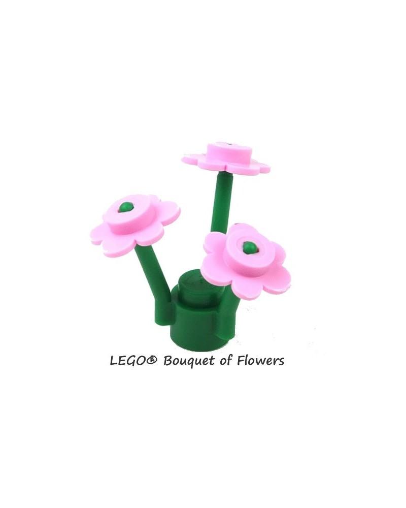 LEGO® bouquet of flowers