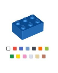 LEGO® 2x3 brick choose your color