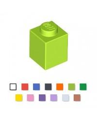 LEGO® Steine 1x1 neue Steinen, die ab 1 Stück erhältlich sind.