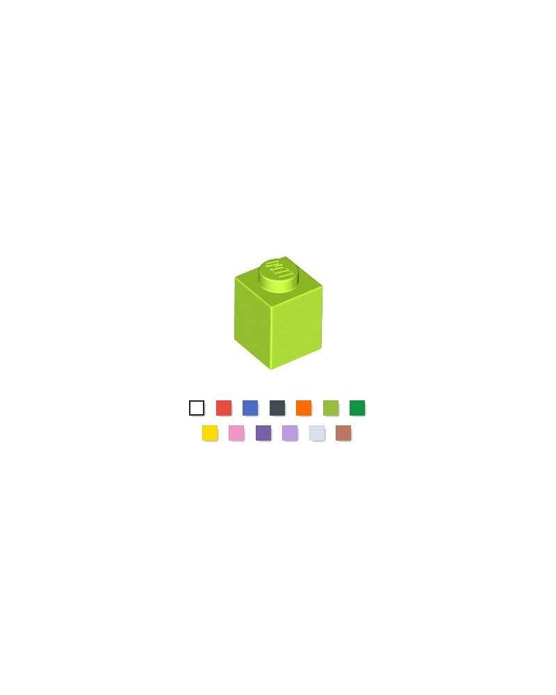 LEGO® briques 1x1 choisissez votre couleur