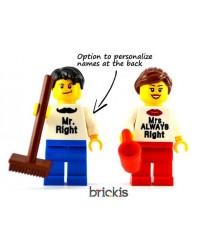 LEGO® Minifiguren Valentijn