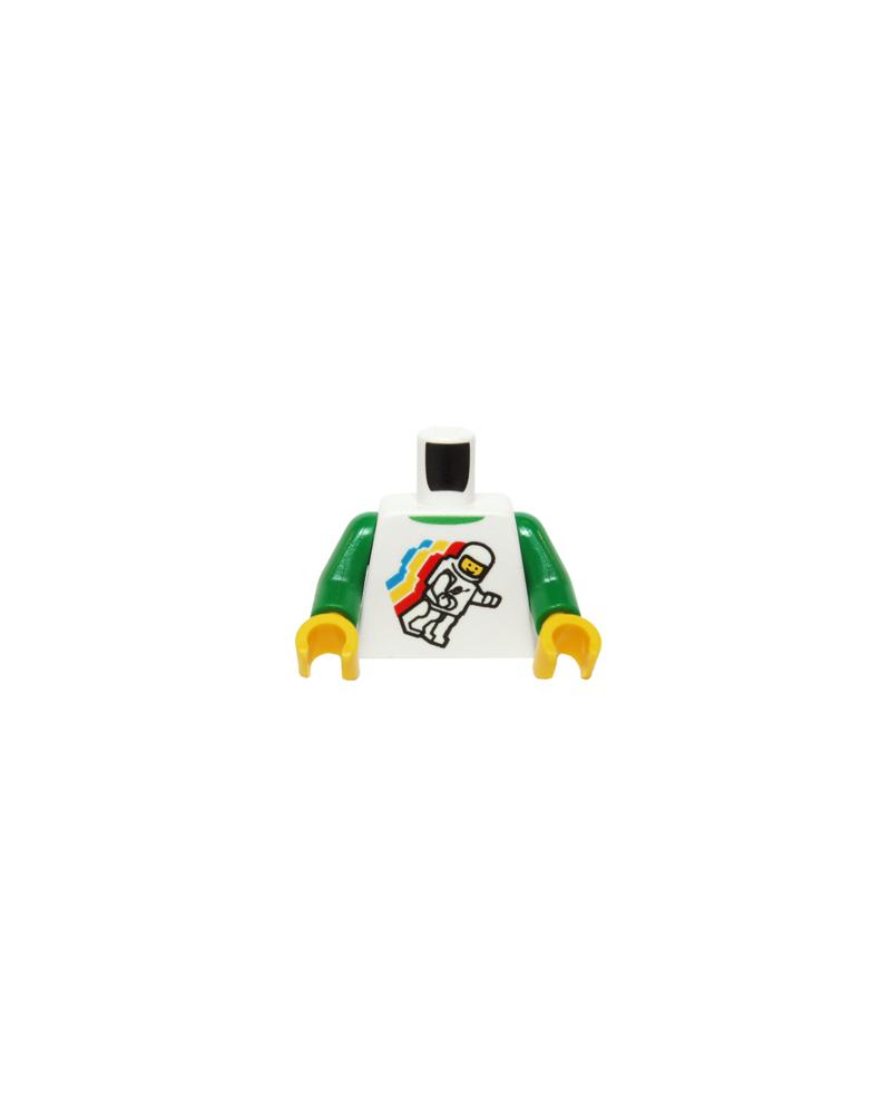 LEGO® torso astronaut