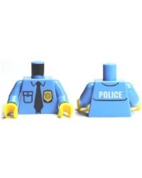 LEGO® torso politie