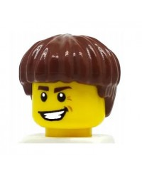 LEGO® cheveux minifigures