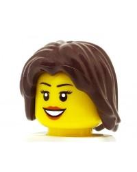 LEGO® cheveux minifigures garçon ou fille