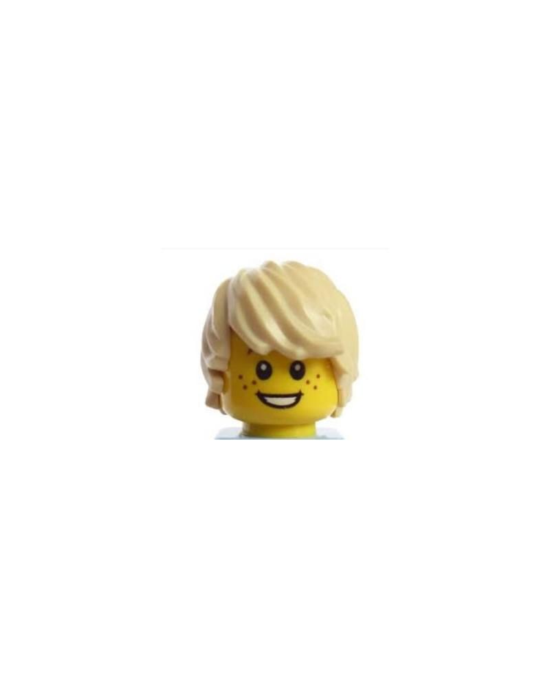 LEGO® minifiguren Hare Blond