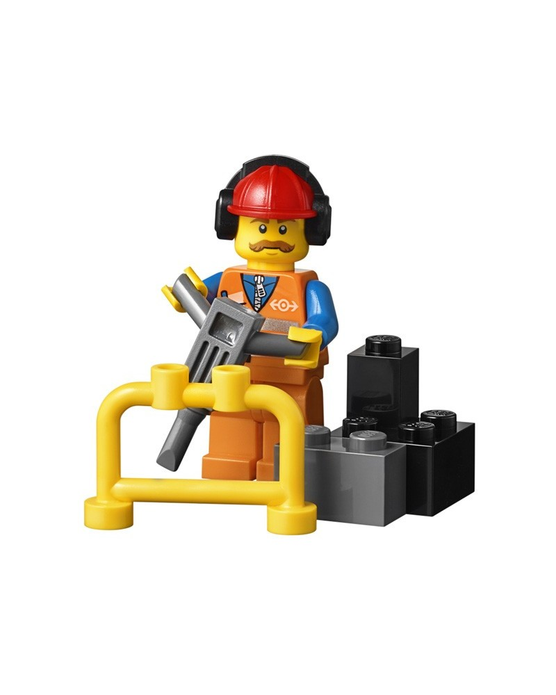 LEGO® construction worker 45022 - 06