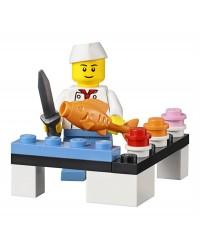 LEGO® fish monger 45022