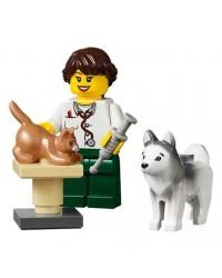 LEGO® vet minifigure 45022