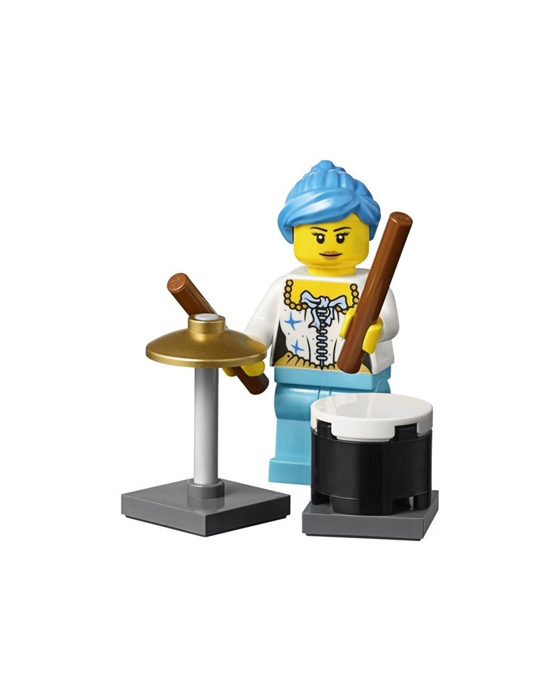 LEGO® minifigure batteur 45022 Education