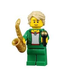 Minifigura LEGO® 45022 músico