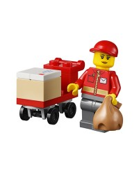 LEGO® postman woman or man