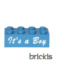 LEGO ® steen It's a boy