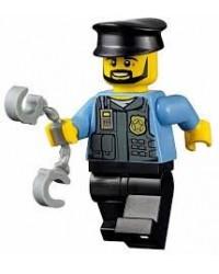 LEGO® police / flic minifigure