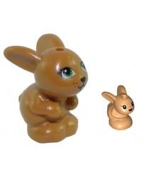Conejo + bebé LEGO® Friends
