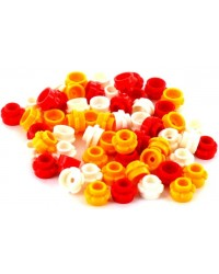 30x LEGO® flowers