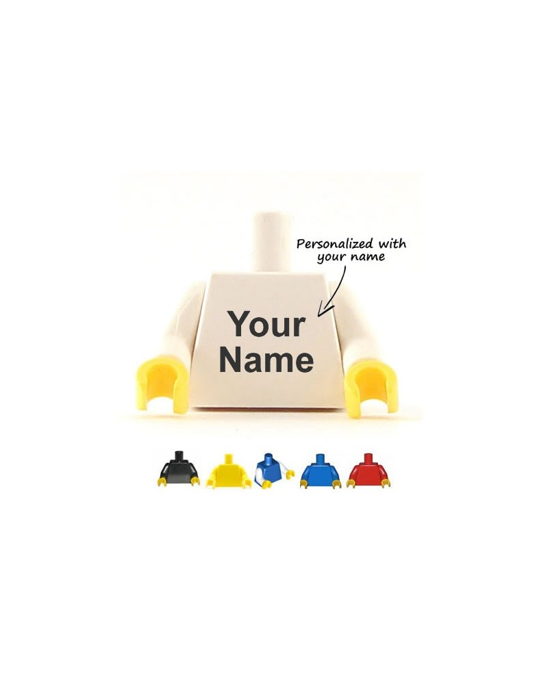 LEGO® minifiguur torso