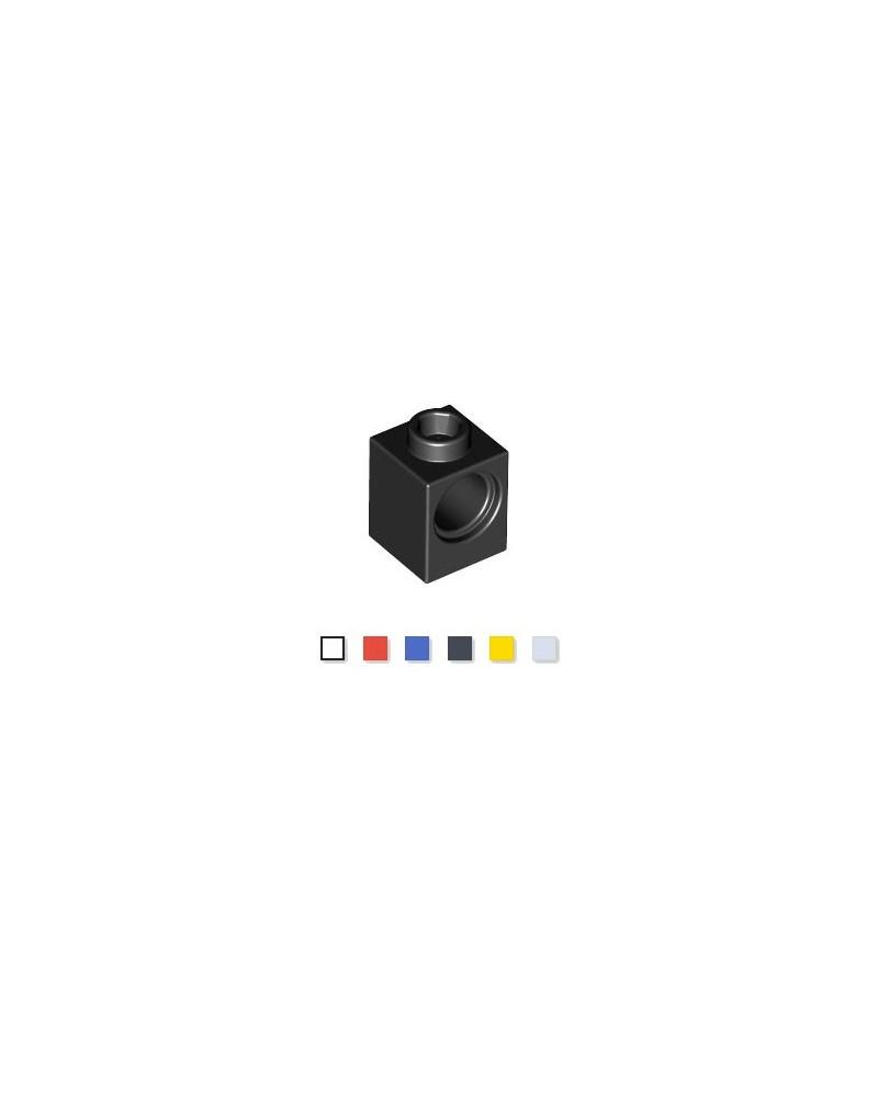 LEGO® technic 1x1 met gat 6541 zwart