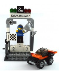 LEGO® RACERS Taarttopper...