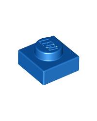 LEGO® Plate 1x1 blue
